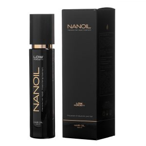 Nanoil - Best oil for hair